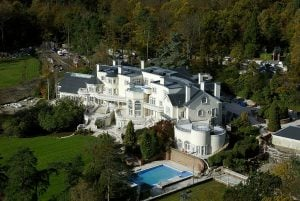 updown court luxury mansion most expensive homes around trees and greenery   Luxury homes by brittany corporation